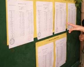 Résultats de l'examen de 5e primaire 2013 Algérie