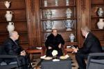 Le président de la République instruit Sellal de finaliser le projet de la LFC 2013 Algérie