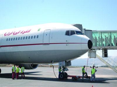 Aucune perturbation des vols à Alger Grève des contrôleurs de la navigation aérienne française