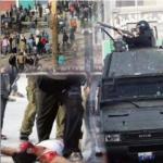 جمعة غاضبة بمصر تدعو لرحيل مبارك فرض حظر للتجوال من السادسة مساء إلى السادسة صباحا