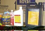 المنتوجات المشتقة من البترول إعطاء دفع للصادرات خارج المحروقات