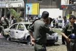 Syrie : 14 morts dans des attentats contre un poste de police à Damas