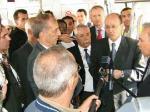 """Algérie - """"Il est trop tôt pour imposer le renouvellement du parc de véhicules de transport"""" (Amar Tou)"""