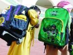 توزيع2500  حقيبة مدرسية على أطفال معوزين بإيليزي