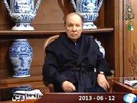 Premières images du président Bouteflika depuis son hospitalisation à Paris