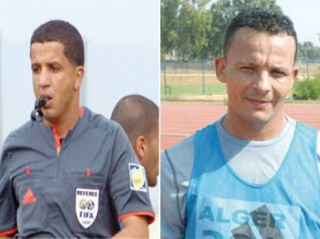 Il y aura un arbitre algérien au Mondial brésilien Après la belle prestation des arbitres algériens durant la CAN 2012