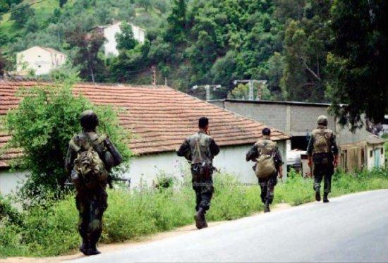 L'ANP a abattu 11 terroristes en 24 heures Mise hors d'état de nuire de 7 autres terroristes à Béni Amrane à Boumerdès