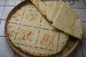 Aghroum, ou galette kabyle