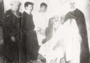 """عميد الأغنية البدوية الشيخ حمادة الفنان الذي أحدث """"ربيعا عربيا"""" في الأغنية البدوية"""