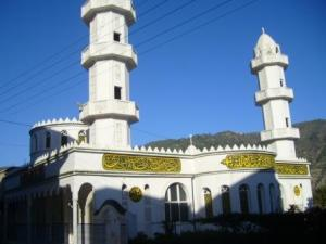 Ramadhan 2010, mosquée de Lemroudj rénovée.