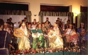 Es Soundoussia, Alger