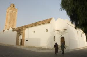 Descriptif de la Grande Mosquée de Nédroma