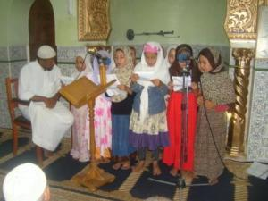 Ramadan 2010, Leilat El Qadr et remise de prix.