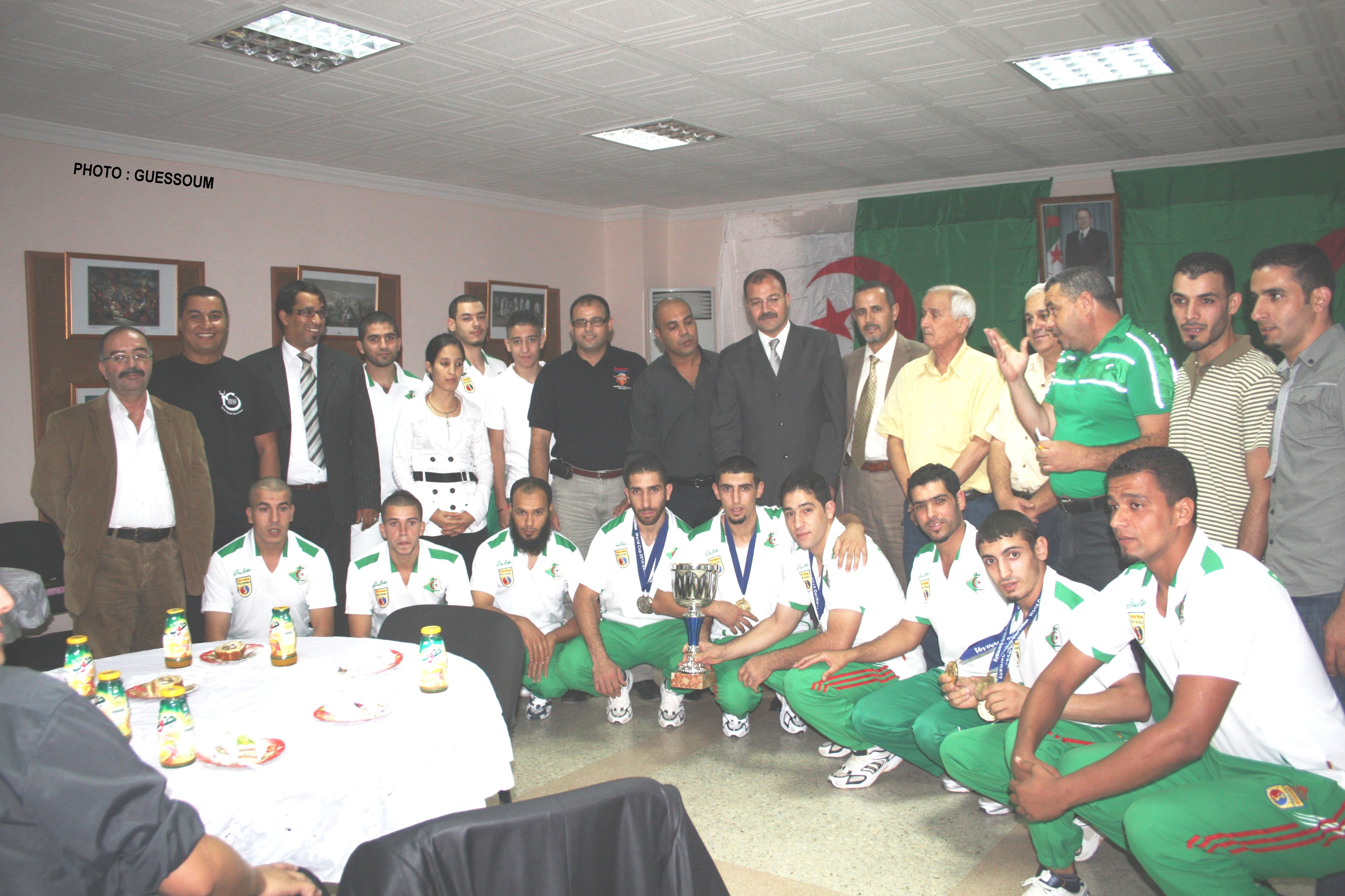 Oued Smar honore les champions