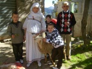 L'Aid El Adha 2010 fêté à Lemroudj