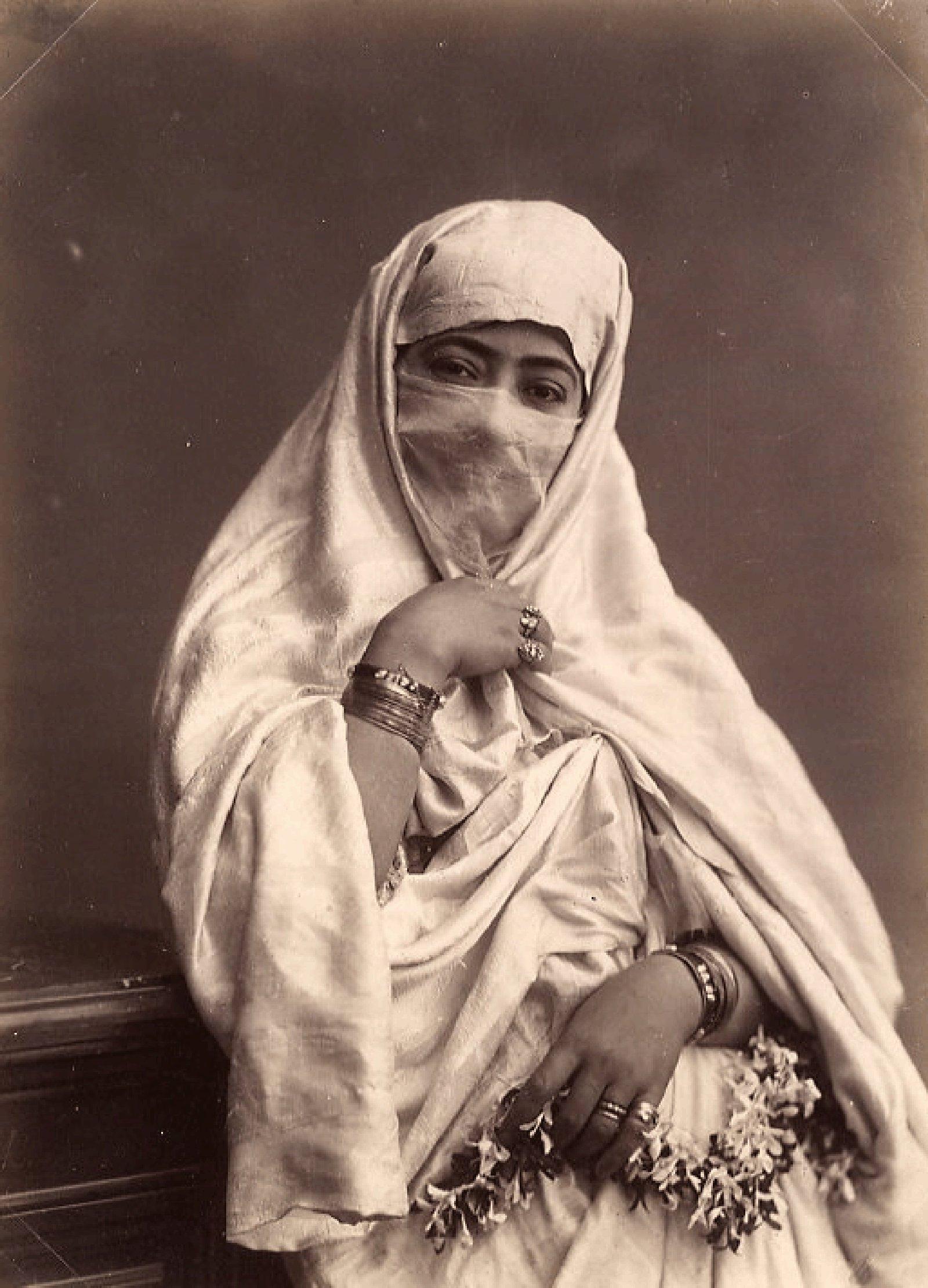 vetement traditionnel algerien femme