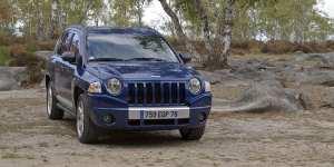 Prix Jeep Compass 2.0L Sport