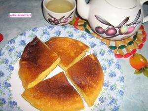 CHOUWCHA (omelette kabyle au miel)