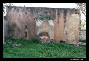 Bains romains ou Ain El moujadala