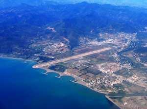 les infrastructures aéroportuaires !