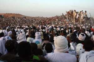 Célébration du «S'boue» à Timimoun : La fête dans la tradition