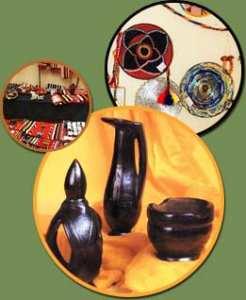 L'artisanat à Adrar