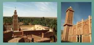 Monuments religieux d'Adrar