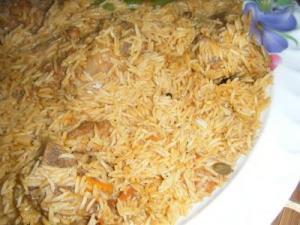 كبسة الأرز