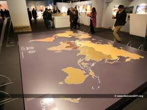 Ouverture de l'Exposition « Terre et Argile » au Théâtre des Verdures de Tlemcen