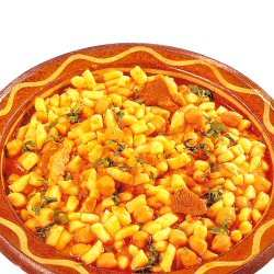 Ragoût de mouton et pâtes Tiftitine
