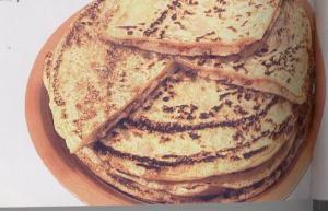 خبز المغلوقة (خبز الشحم)
