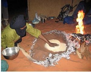 la Taguella traditionelle