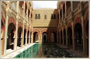 Réalisation d'un centre d'études andalouses à Imama, Mansourah :
