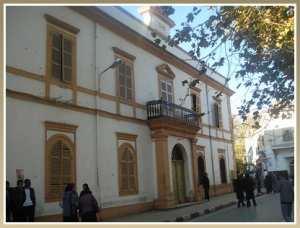 تأهيل المقر السابق لبلدية تلمسان إلى متحف لتاريخ مدينة تلمسان :