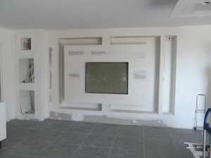 placo-platr decoration mur et plafon
