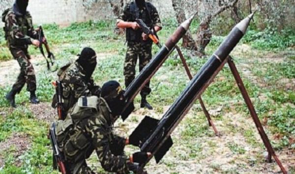 بالفيديو ... صواريخ المقاومة ترعب المستوطنين