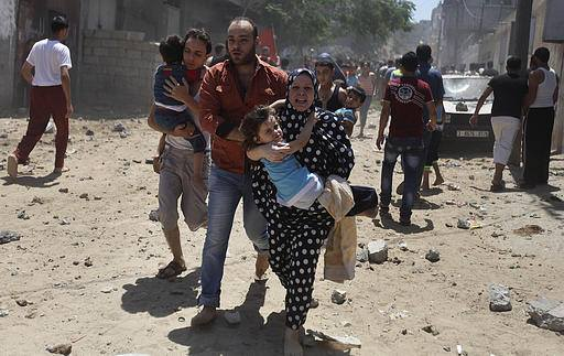 مصر تعلن الطوارئ على الحدود مع غزة