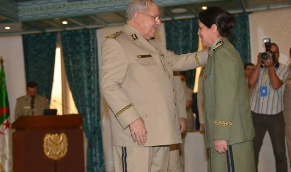 الجزائر الأولى عربياً بأربع جنرالات نساء في الجيش