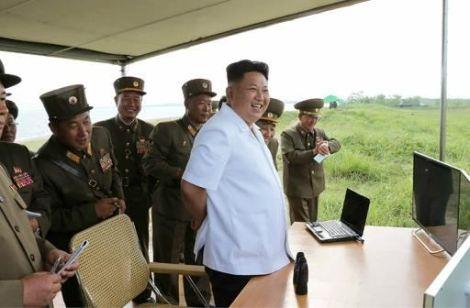 كوريا الشمالية تحتج على فيلم أمريكي يصور اغتيال زعيمها