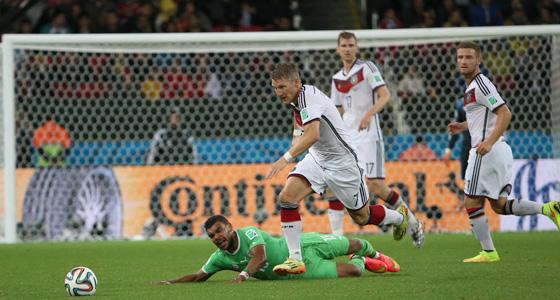 ألمانيا تواجه الأرجنتين بثوب