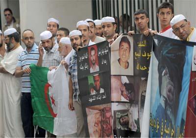 Les citoyens du M'zab protestent contre l'insécurité à Ghardaïa