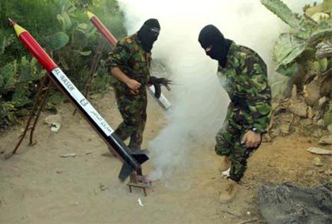 إطلاق صاروخ من لبنان على شمال إسرائيل