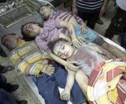 غزّة تئن تحت وطأة العدوان والعالم يكتفي بالإدانة والتنديد