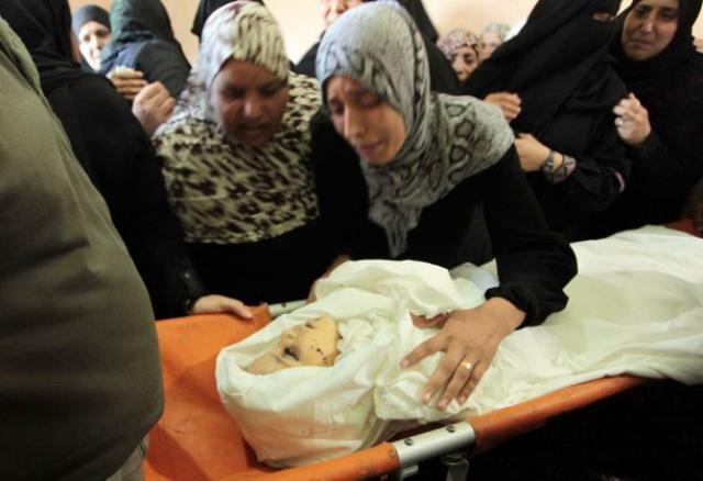 أكثر من 100 شهيد في غزة و العرب يتفرجون