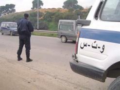 إدانة شاب دهس شرطي في حاجز أمني ببن عكنون