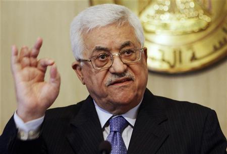 عباس يدعو إلى هدنة بلا شروط مسبقة و