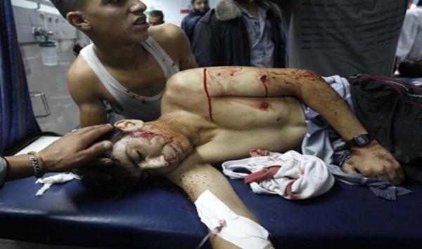 أكثر من 100 شهيد وإسرائيل تصعّد عدوانها على غزة
