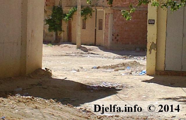 مسؤولو الجلفة لا يحرّكون ساكنا إزاء الوضعية المزرية لحي فوج 2