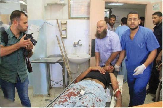 إسرائيل تتمادى في عدوانها الوحشي على غزة