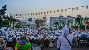 دعوات لتنظيم صلاة وإفطار جماعي
